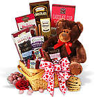 Wild About You Romantic Gourmet Gift Stack