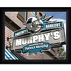 Carolina Panthers Personalized Sports Pub Print
