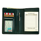 Personalized Nappa Leather Things To Do Passport Wallet