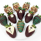 Dad Themed Chocolate Covered Strawberries