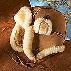 Men's Sheepskin Aviator Hat