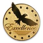 Excellence Eagle Lapel Pin