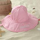 Girls Infant & Toddler SunShield™ Brim Hat