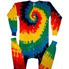 Rainbow Spiral Union Suit