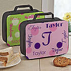 Girl's That's My Name Personalized Lunch Tote