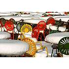 University of Wisconsin Terrace Chairs Winter Poster