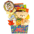 Kid's Get Well Gift Basket