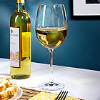 Personalized Large White Wine Glass