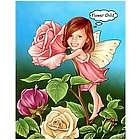 Flower Child Caricature from Photos