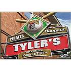 Personalized MLB Pittsburgh Pirates 12x18 Pub Sign