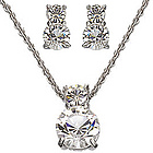 Swarovski Crystal Brilliance Jewelry Set