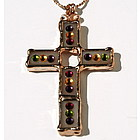 Handmade Cross Necklace