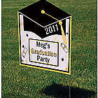 Personalized Graduation Party Yard Sign