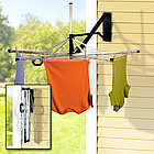 Wall Mount Fold Away Dryer