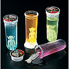 Alien Test Tubes of Slime