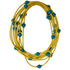 Piano Wire Bracelets