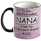 Personalized Kids' Names World's Greatest Ceramic Mug