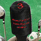 You Name It Custom Golf Club Cover