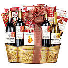Mondavi's Cellar Selection Gift Basket