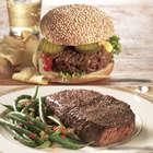 Regular Sirloin Steak and Burger Gift Box