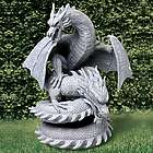 Dragon Totem Sculpture