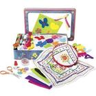 Embroidery Kit with Storage Tin
