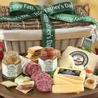 Father's Day Grand Meat and Cheese Gift Basket