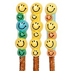 Smiley Face Pretzel Candy Mold