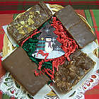 2 Pounds Fresh Fudge Gift Basket