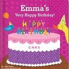 My Very Happy Birthday Book for Girl