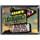Personalized Man Room Sign