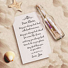 Retirement Message in a Bottle