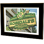 Personalized Authentic Irish Pub Sign