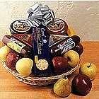 Deluxe Centerpiece Gourmet Fruit Gift Basket
