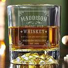 Stillhouse Personalized Whiskey Glass
