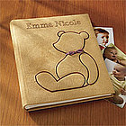 Personalized Teddy Bear Photo Album