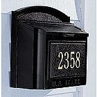 Wall Address Marker / Mailbox