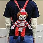 Ohio State Buckeyes Plush Mascot Backpack