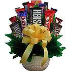 Golf Candy Bar Bouquet