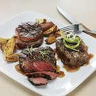 Sirloin Trio Teriyaki Sirloin Steaks