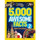 5,000 Awesome Facts About Everything! Volume 2 Book