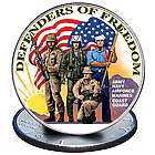 US Armed Forces Dollar Coin