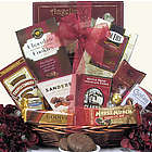 Gourmet Chocolate Delights Gift Basket