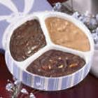Old Fashioned Fudge Trio in Lavender Tin