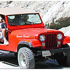 San Andreas Fault Jeep Eco-Tour for Two