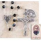 Saint Maximilian Kolbe Healing Rosary Set