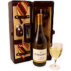 Classic Chardonnay To Go Wine Gift Box