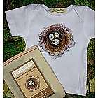 Infants Organic Cotton 6 - 12 Months Nest Tee