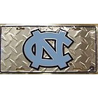 University of North Carolina License Plate