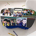 Best Friends Personalized 5 Photo Collage Lap Desk